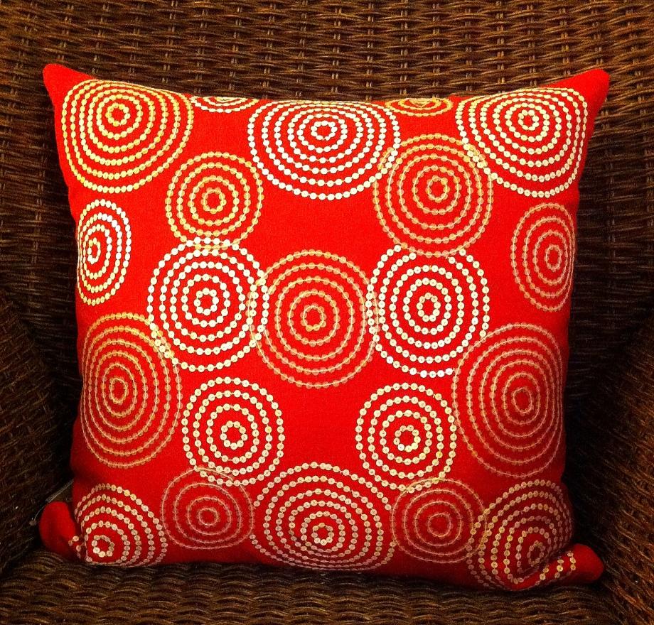 Spiral Pillow